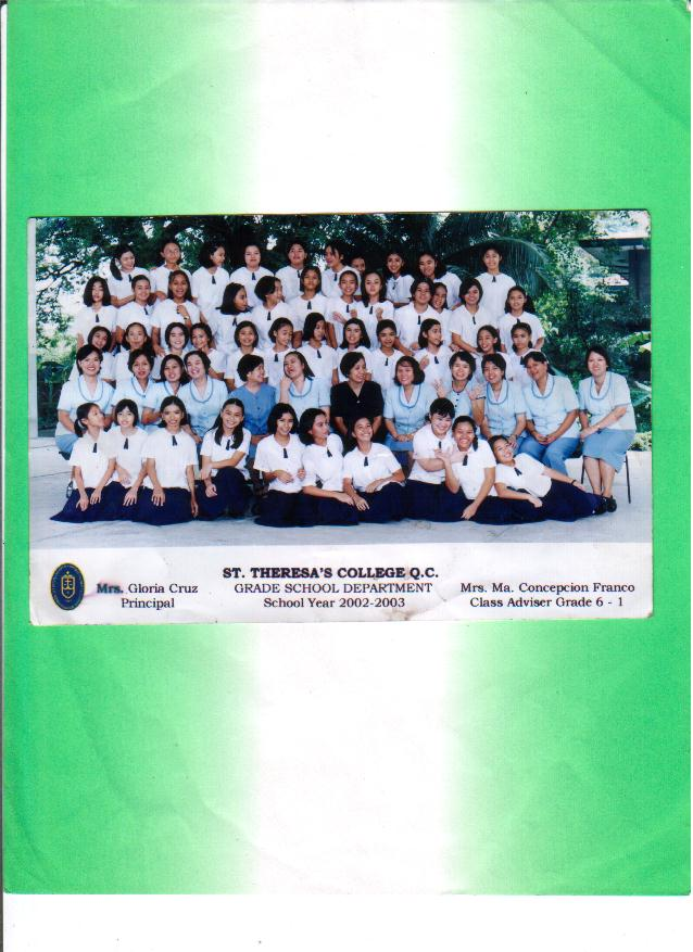 Class Pic Grade 6!!!